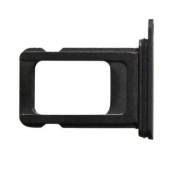 SIM card holder Apple iPhone 11 DUAL SIM black ORG
