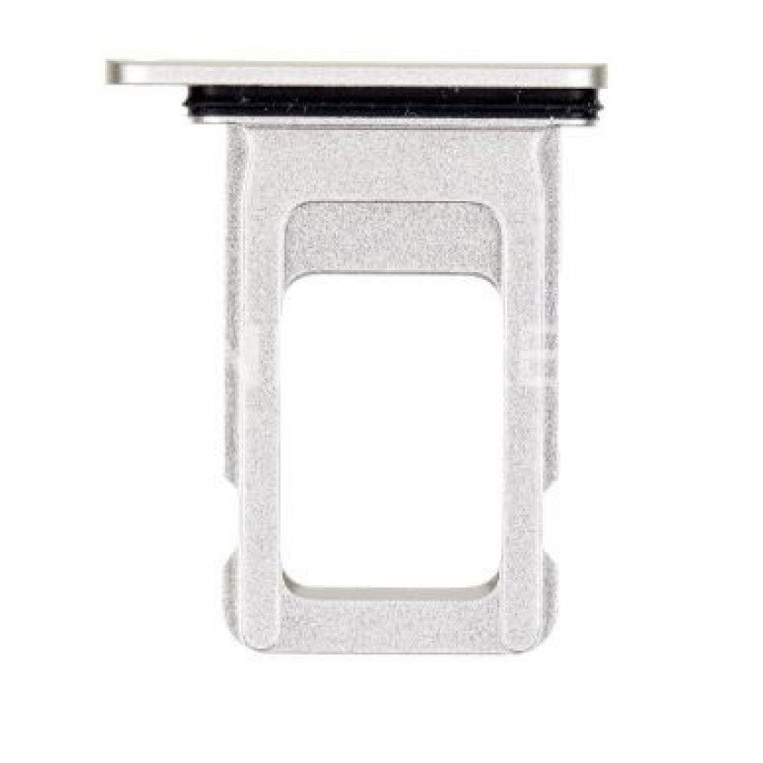 SIM card holder Apple iPhone 11 white ORG