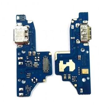 Lanksčioji jungtis Nokia 6.2 įkrovimo kontakto su mikrofonu HQ