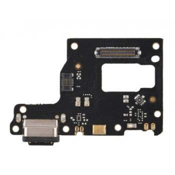 Lanksčioji jungtis Xiaomi Mi 9 Lite įkrovimo kontakto su mikrofonu HQ