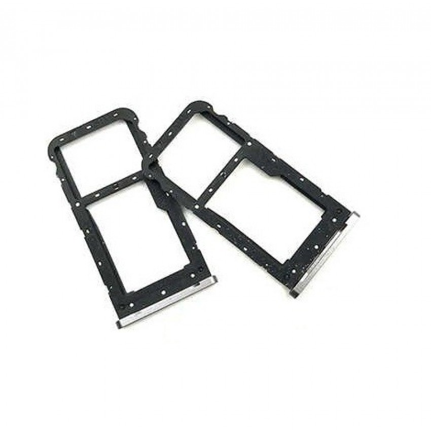 SIM card holder Huawei MediaPad M3 Lite 10.0 grey original (service pack)