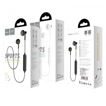 Bluetooth earphones HOCO ES21 Wonderful sports white