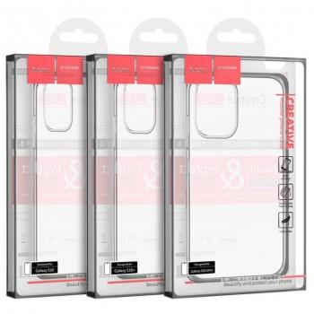 Case HOCO Light Series TPU Samsung G985/G986 S20 Plus transparent