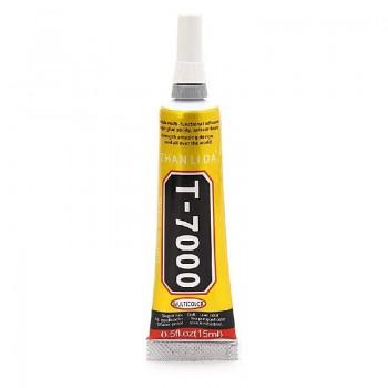 Universal glue T7000 15ml black (for mobile phone frame bolding)