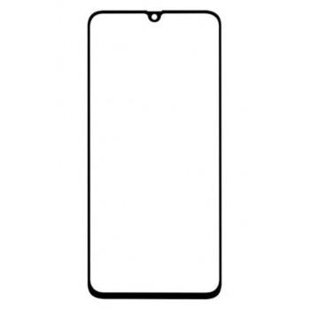 LCD screen glass Samsung A415 A41 2020 black HQ