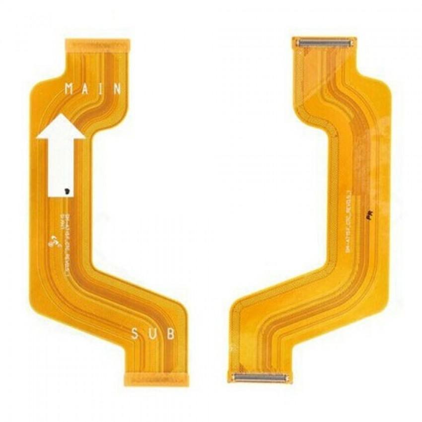 Lanksčioji jungtis Samsung A715 A71 2020 pagrindinė (SUB) originali (service pack)