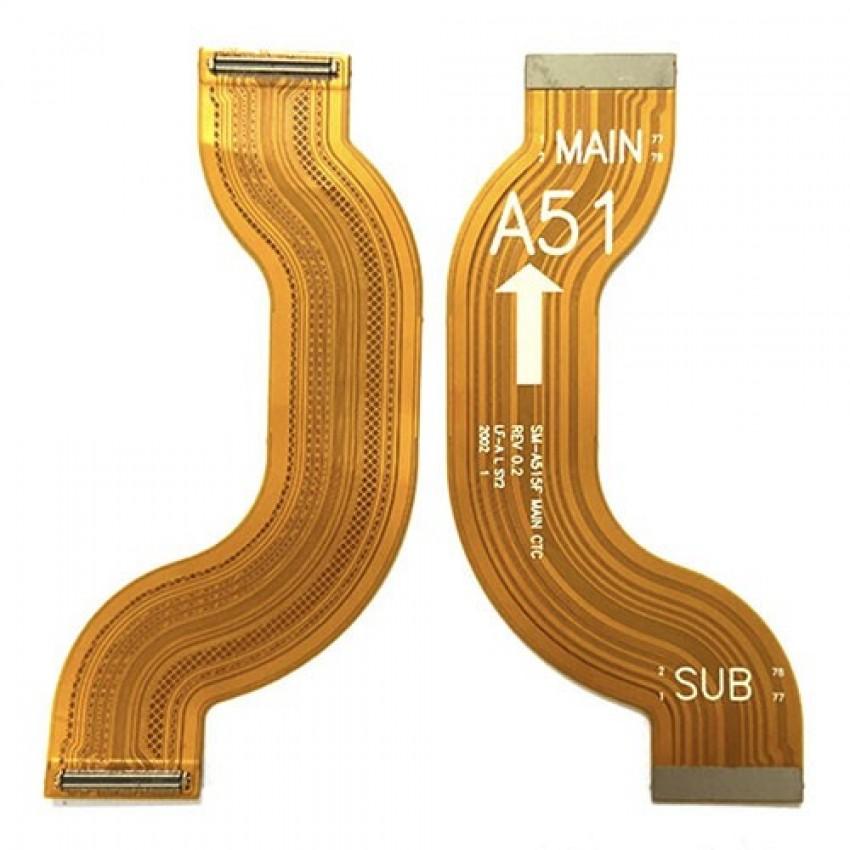 Lanksčioji jungtis Samsung A515 A51 2020 pagrindinė (SUB) originali (service pack)