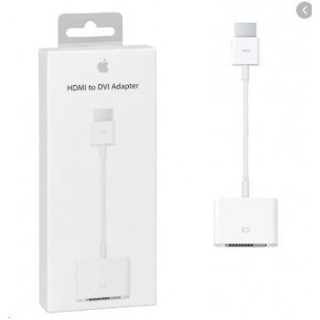 Adapteris Apple iš DVI į HDMI (MJVU2ZM/A) originalus pakuotėje