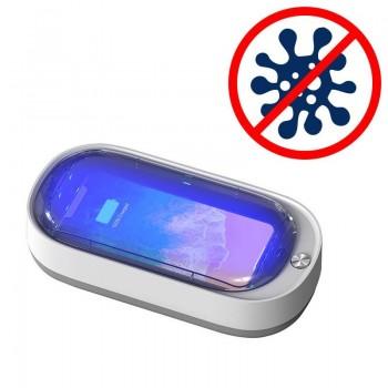Phone sterilizer UV white