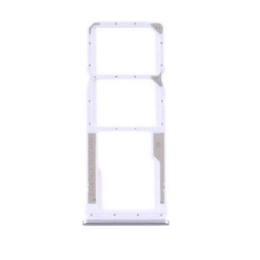 SIM card holder Xiaomi Redmi Note 9S/9 Pro Glacier White ORG