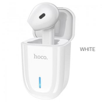 Bluetooth earphones E55 Flicker white