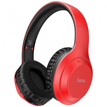 Bluetooth earphones HOCO W30 red
