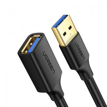 Ugreen USB cable USB 3.0 female - USB 3.0 male 1,5M