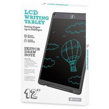 PLATINET LCD WRITING TABLET 12'' black