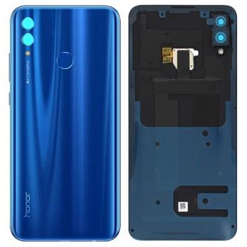 Galinis dangtelis Honor 10 Lite mėlynas (Sapphire Blue) originalus (used Grade C)
