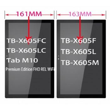 LCD screen Lenovo Tab M10 X605L/F/M 10.1 with touch screen black (big version) HQ
