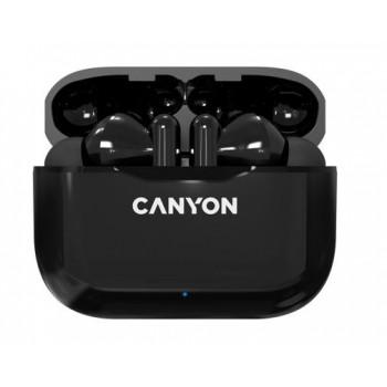Belaidė laisvų rankų įranga Canyon TWS-3 juoda