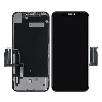Ekranas iPhone XR su lietimui jautriu stikliuku (Toshiba version) originalus (used Grade B)