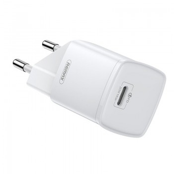 Charger Remax RP-U75 FastCharge Type-C 3A (20W) white