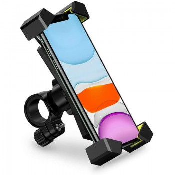 Universal bicycle phone holder Ugreen black
