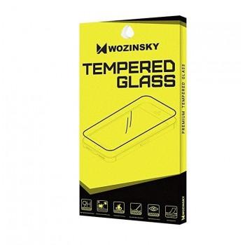 "Screen protection glass ""Wozinsky 5D Full Glue"" Huawei P Smart 2021 case-friendly black"