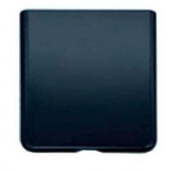 Galinis apatinis dangtelis Samsung Galaxy Z Flip F700 juodas originalus (used Grade B)