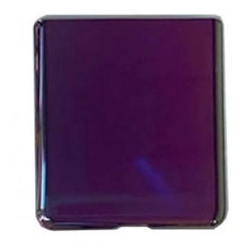 Galinis apatinis dangtelis Samsung Galaxy Z Flip F700 violetinis originalus (used Grade A)