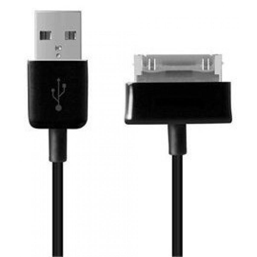 USB cable ORG Samsung P1000 Tab ECC1DP0UBE N8000/P3100/P3110/P5100/P5110/P5200/P6200/P6800/P7300/P7500/P7510 (1M)