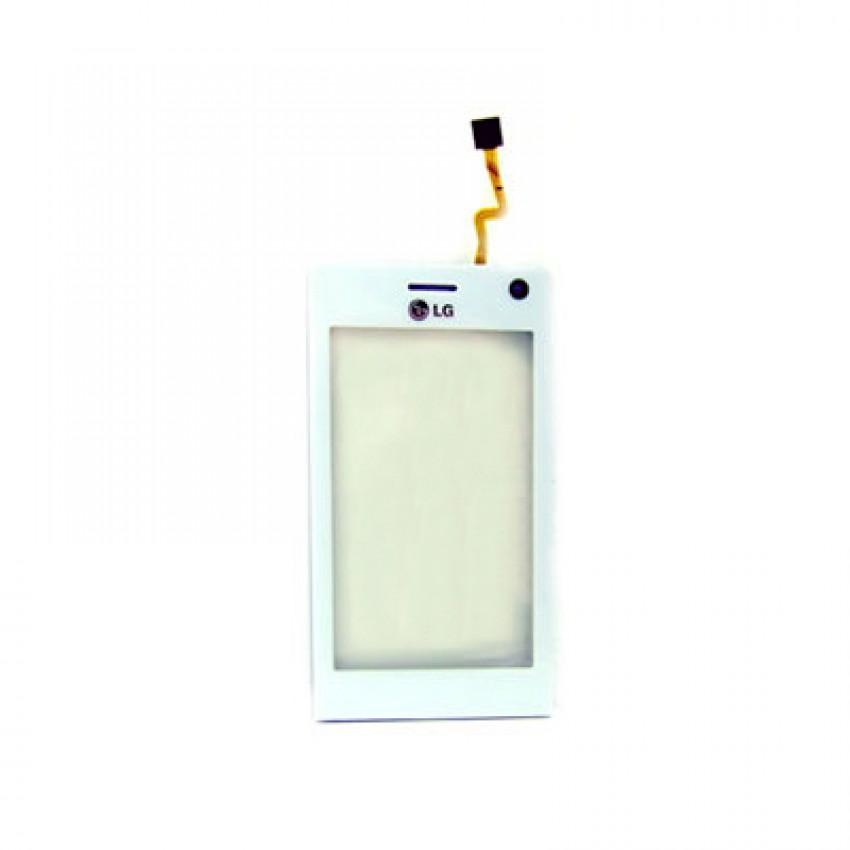 Lietimui jautrus stikliukas LG KU990 Viewty baltas