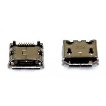 Įkrovimo kontaktas ORG Samsung C3300 (7 kontai) i9100/S7070 Diva/B7610/B3310/B7620/C5510/i5500 5/M5650/M7600 Beat DJ/M7603/S3550/S5150/S5560 Marvel/S5600 Preston/S5603