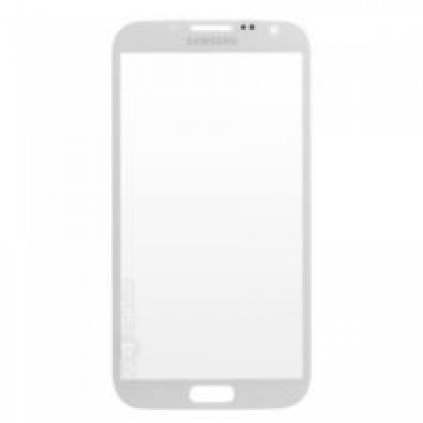 LCD stikliukas Samsung N7000/i9220 Note baltas